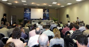 Seminário da ABCIC, no 6º Concrete Show South America: um dos mais concorridos.
