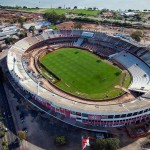 Beira-Rio: 40% das obras concluídas.