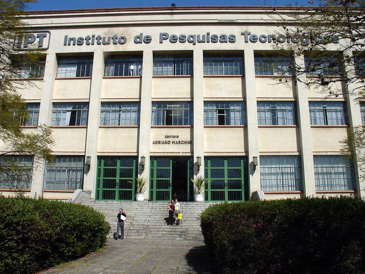 Sede do IPT, em São Paulo: foco atual está na busca de compósitos de baixo impacto ambiental.