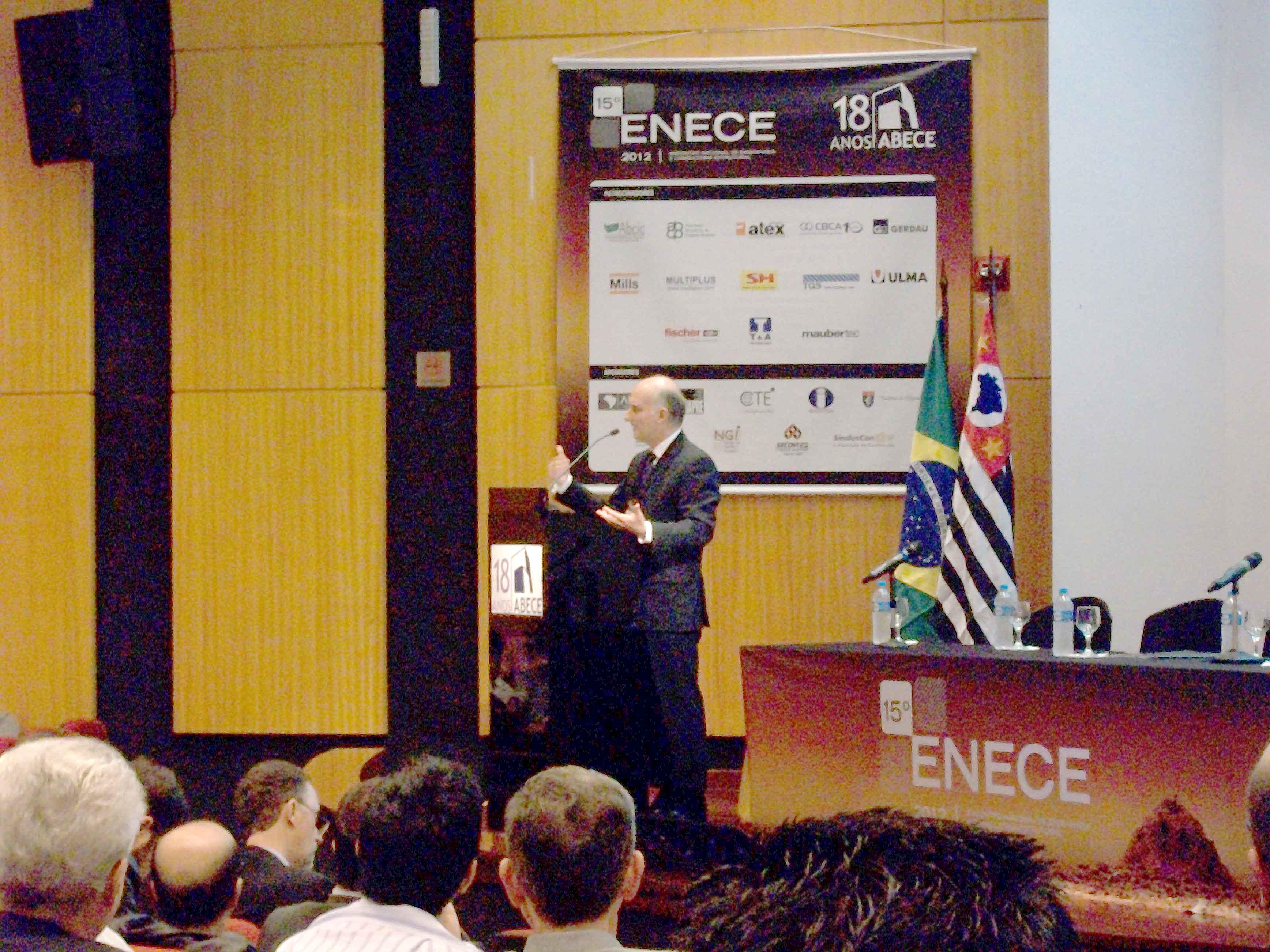 Jorge Batlouni Neto: tudo que é planejado na engenharia dá certo.