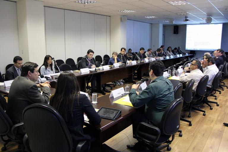 Reunião do Conselho de Competitividade Setorial da Construção Civil: ações devem se estender por pelo menos dez anos.