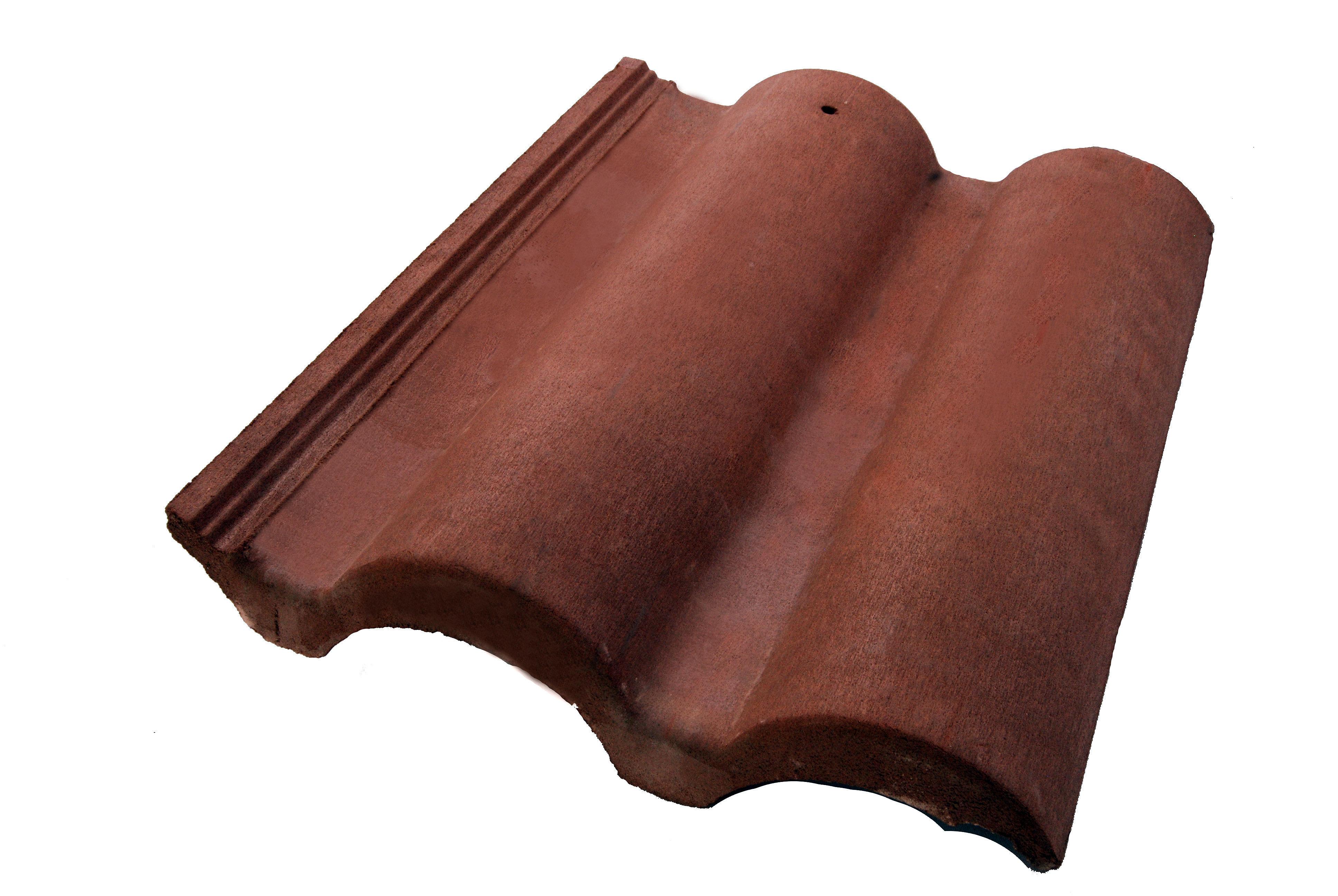 Telhas de concreto já têm até a coloração das telhas cerâmicas.
