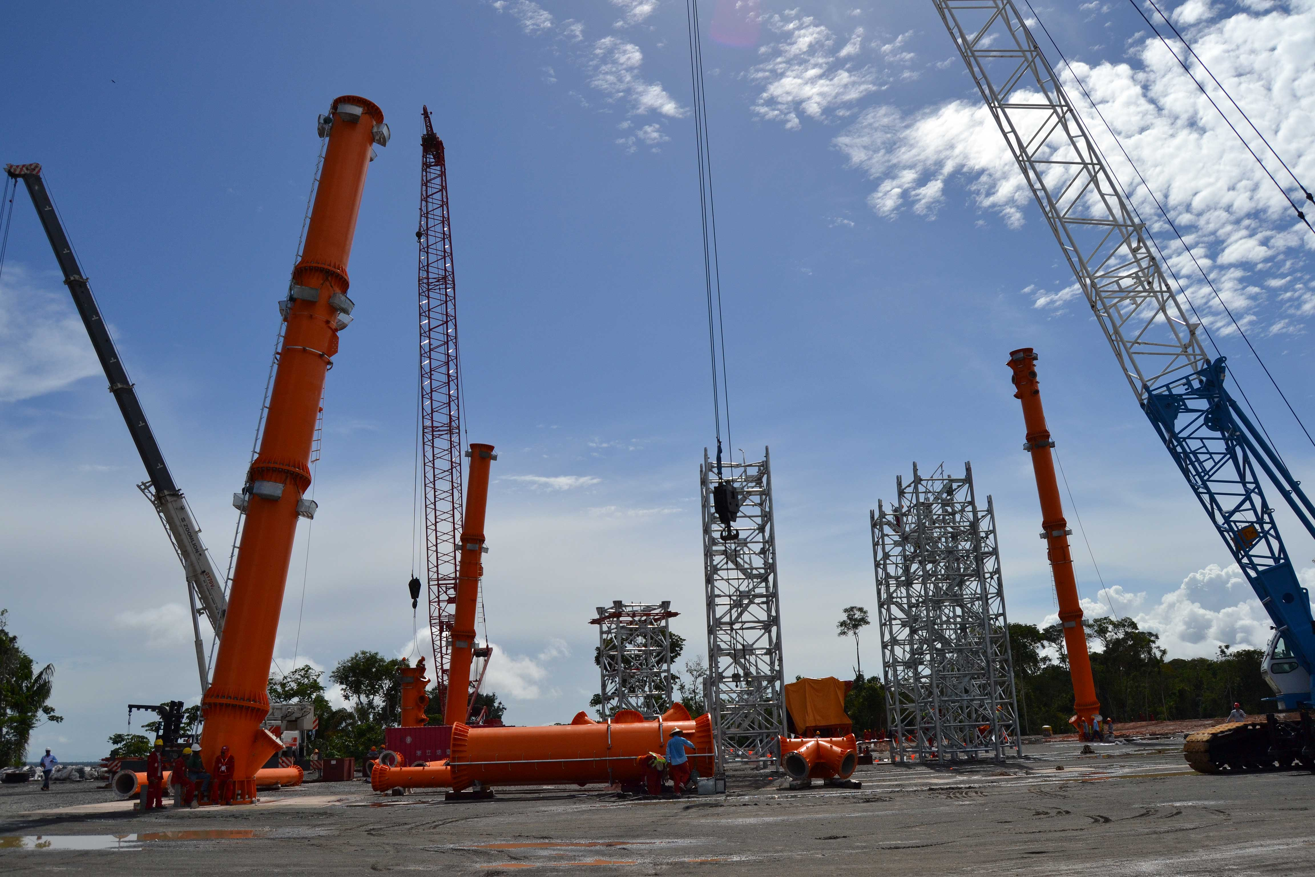 Primeiras fases da obra começam a ser entregues no 1º semestre de 2013.