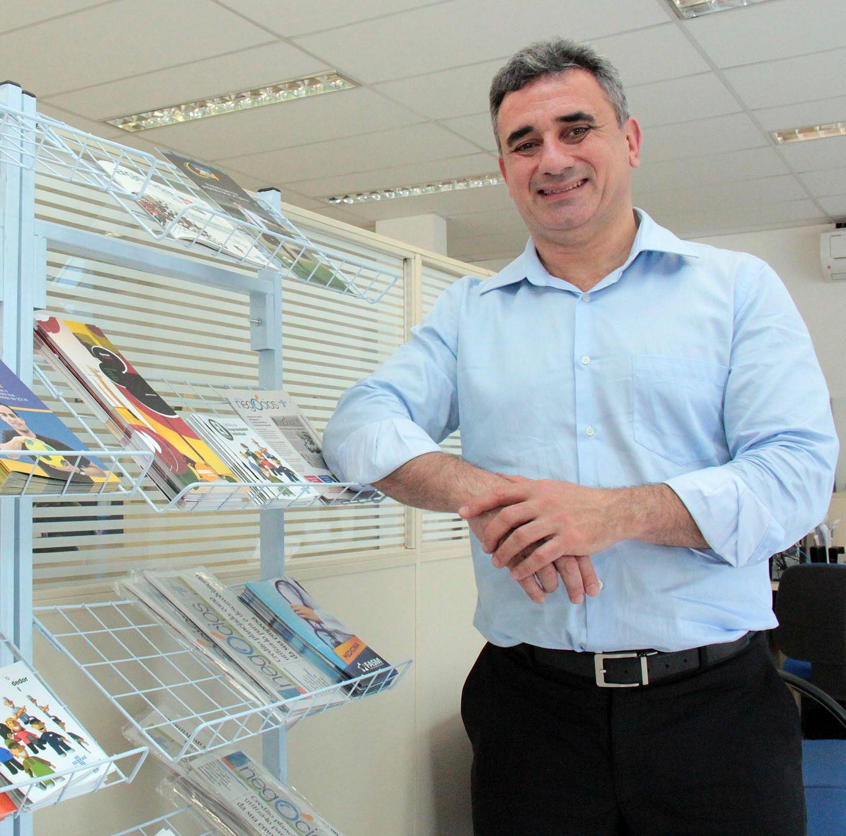 Marcos Sinelli, do Sebrae: propósito, processo, pessoas e parcerias regem a filosofia 4P.