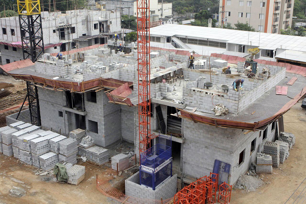 Construção em alvenaria estrutural: fase de planejamento é que garante a operacionalidade do sistema