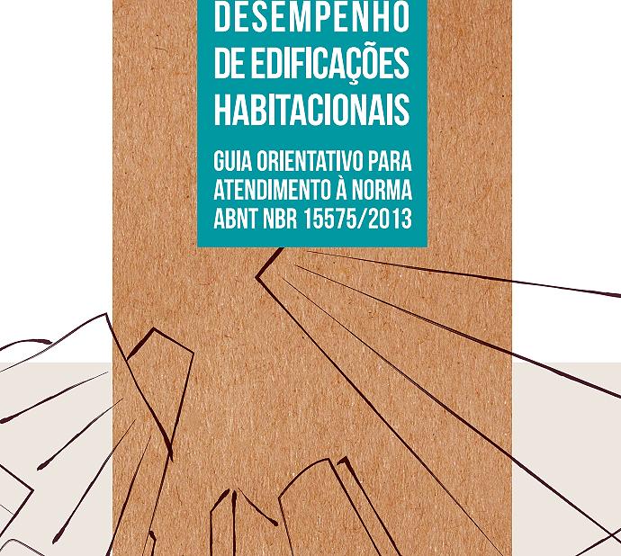 Capa do guia elaborado pela CBIC:  objetivo é atingir toda a cadeia produtiva da construção civil.