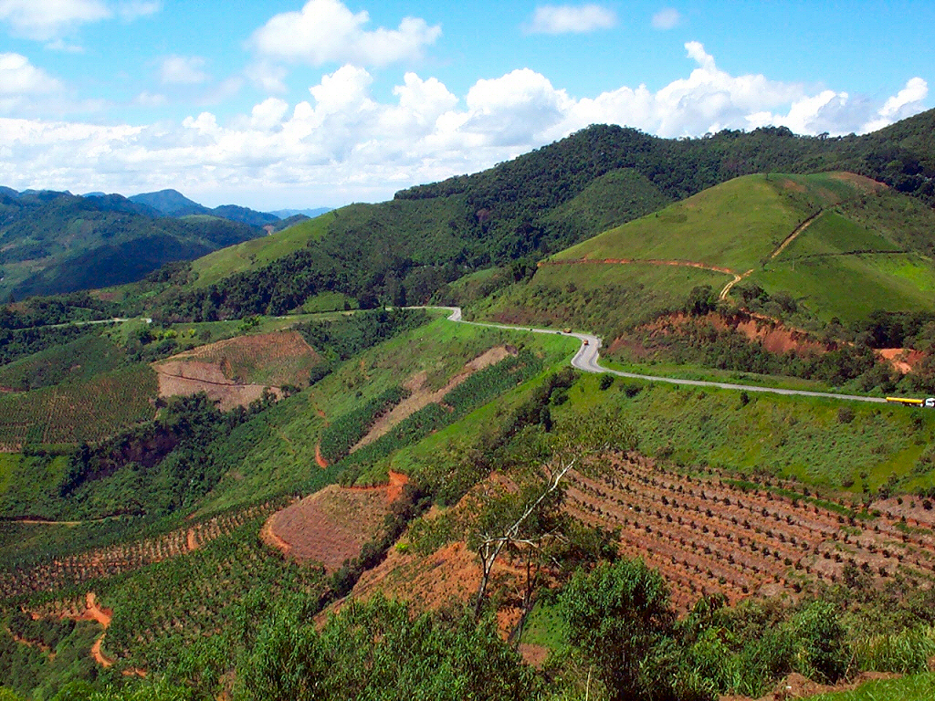 BR-262, entre Minas e Espírito Santo: trecho gerou insegurança nos investidores privados
