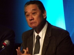 Haruo Ishikawa: é impossível construção civil empreender sem subcontratar