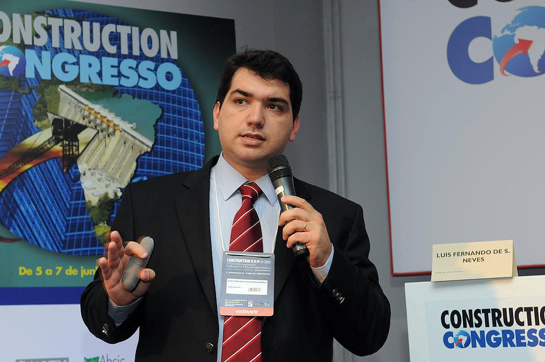 Luís Fernando de Seixas Neves: com a norma, Brasil terá requisitos técnicos para exportar estacas