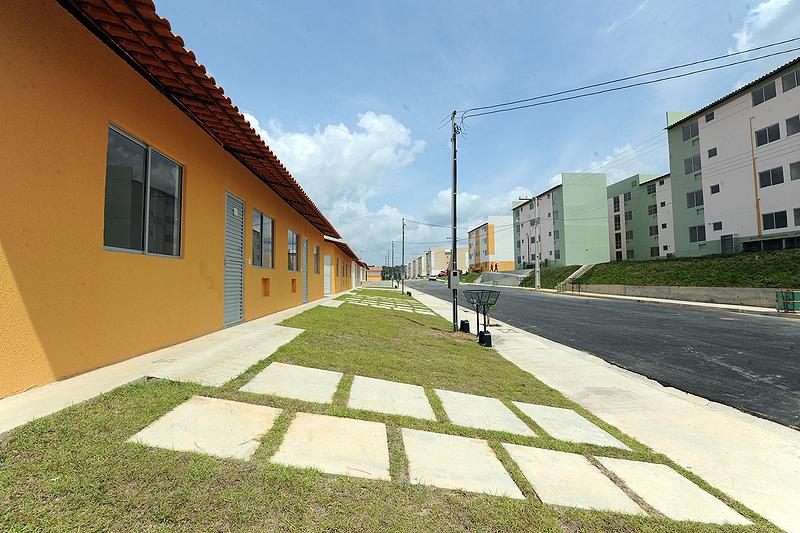 Residencial Viver Melhor, em Manaus: consumo de quase 149 mil m³ de concreto
