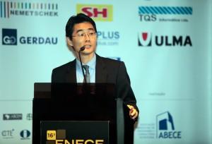 Alio Kimura, que secretariou a revisão: expectativa é de que a nova ABNT NBR 6118 entre em vigor em dezembro de 2013