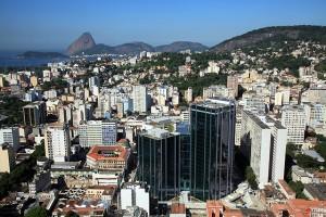 Centro Empresarial Senado, no Rio: referência para quem constrói com aço e concreto