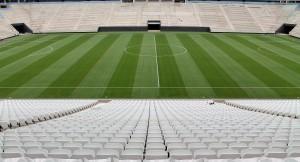 Arena Corinthians: conclusão das obras chega a 94%