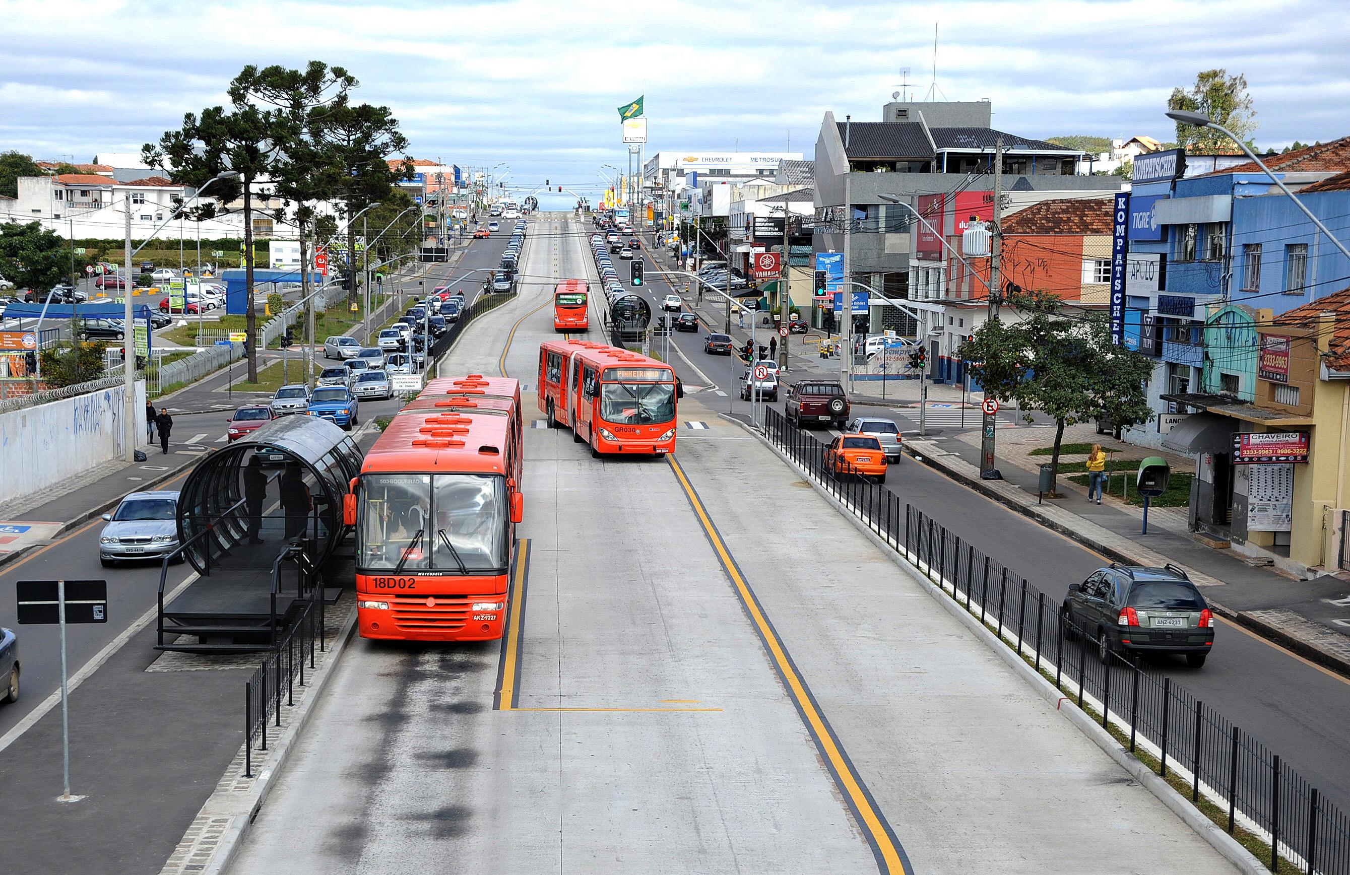 Gestão de Obras - Canaleta Curitiba