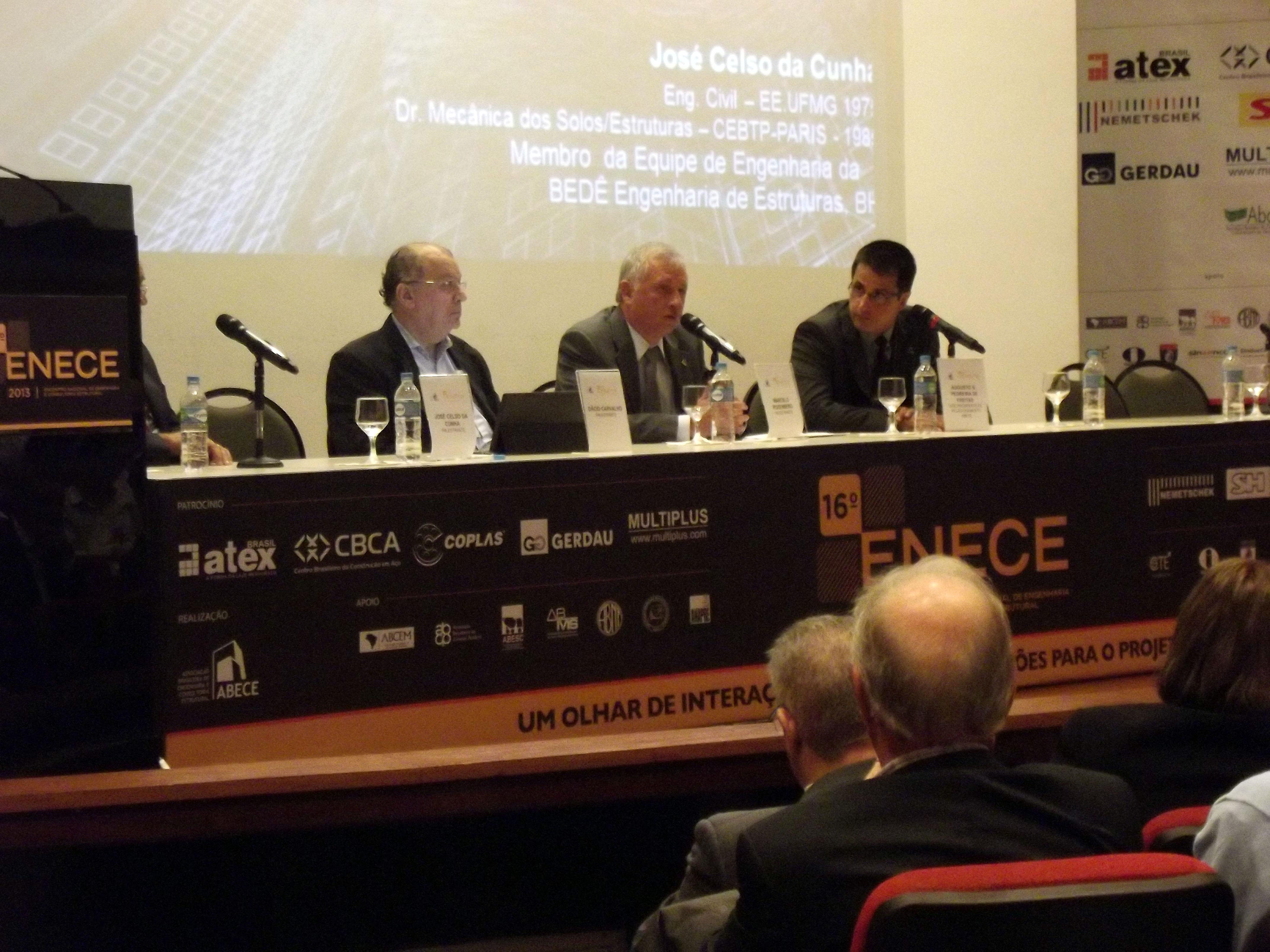 Comissão debateu mudanças na edição do ENECE 2013: recomendação é que seja criada uma norma específica para o tema