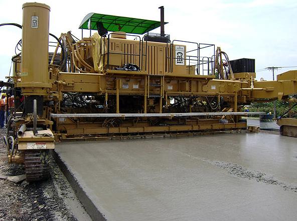 Pavimento de concreto: processo construtivo tem que ser muito bem controlado para evitar patologias.