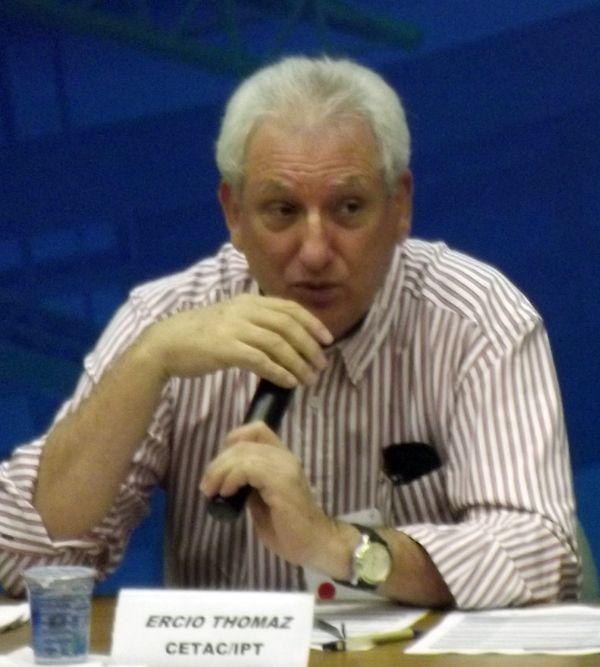 Professor-doutor Ércio Thomaz: norma joga luz sobre ações enganosas da construção civil