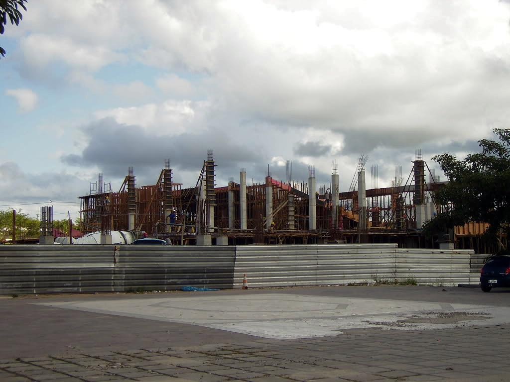 Construção de shopping em Caruaru-PE: Brasil tem pouco mais de 500 shopping centers, contra 40 mil nos EUA