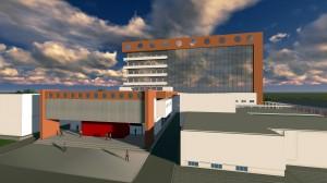 Arquitetura hospitalar passou a ser exigência da Anvisa e do ministério da Saúde