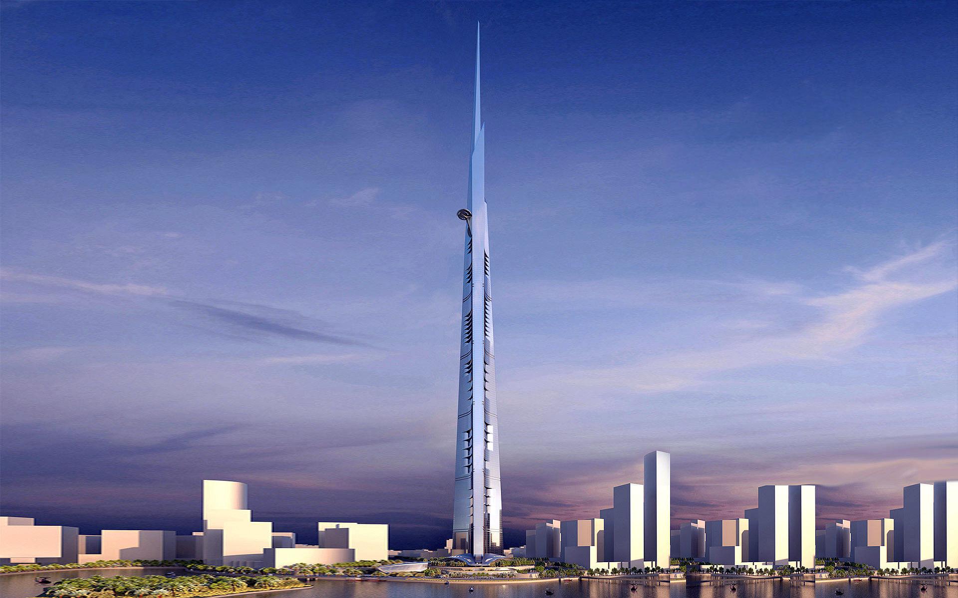 Kingdom Tower: 1.013 metros de desafio à engenharia