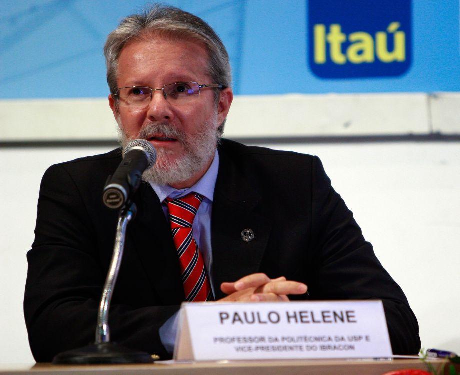 Paulo Roberto do Lago Helene: engenheiro civil, educador e pesquisador
