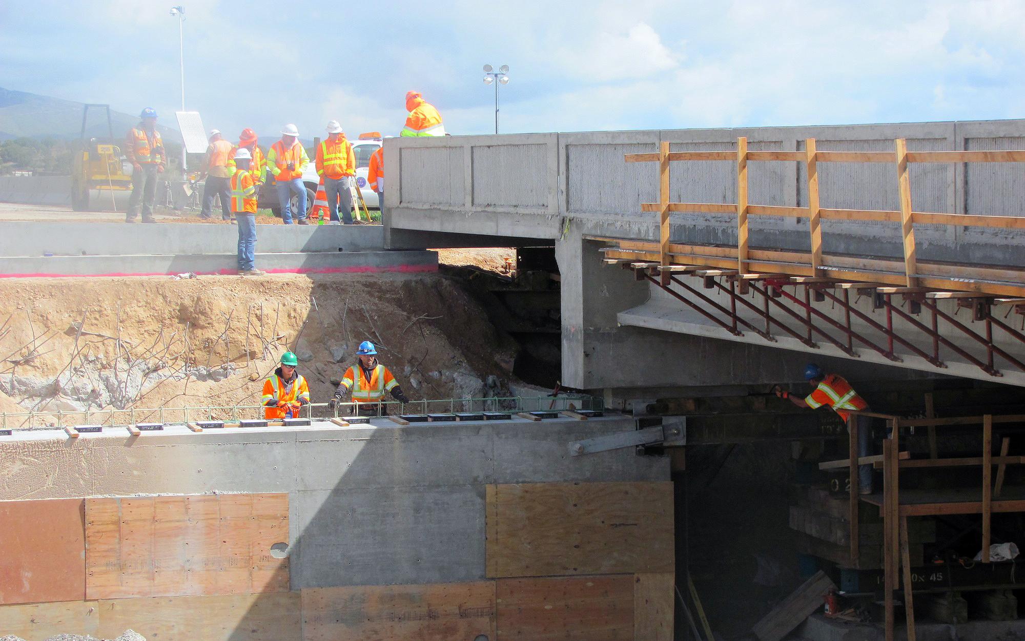 Sistema ABC: industrialização substitui reforma de pontes por peças pré-moldadas e pré-fabricadas