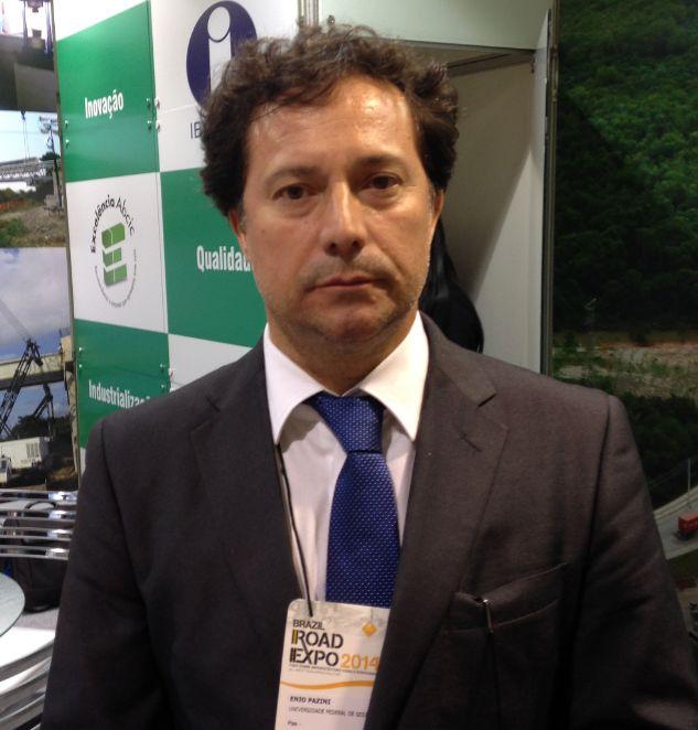 Enio José Pazini Figueiredo: licitações com preço mínimo, e sem patamar de qualidade, inibem competitividade tecnológica.