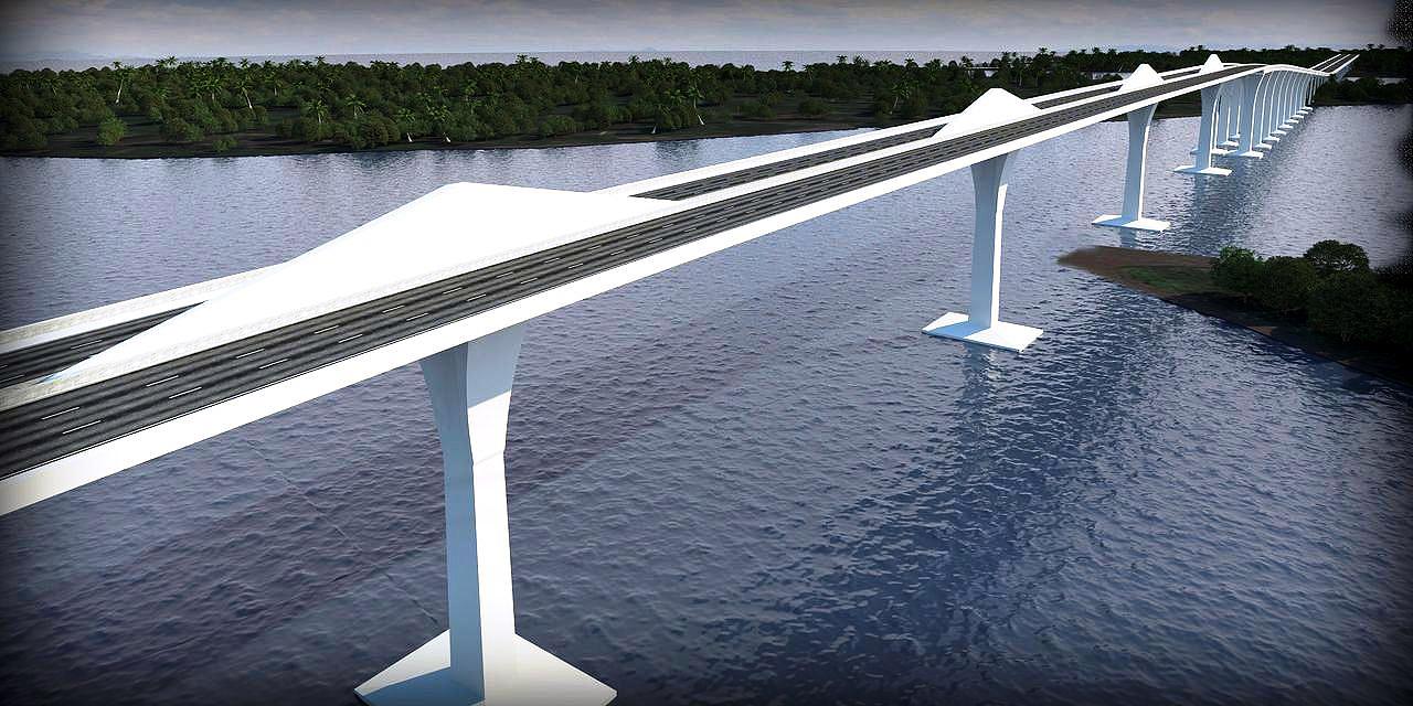 Nova ponte sobre o Guaíba substituirá obra de 56 anos e terá investimento de R$ 650 milhões