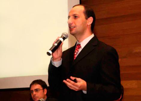 Bernardo Tutikian: Alconpat Brasil cresce em importância, principalmente depois das normas publicadas a partir de 2010