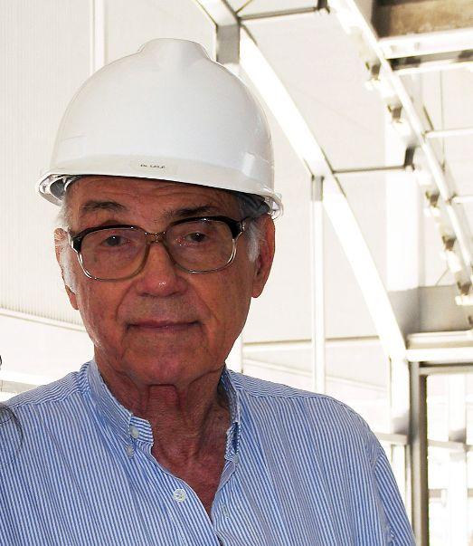João Filgueiras Lima, o Lelé: para ele, pré-fabricado acelerou progresso do Brasil