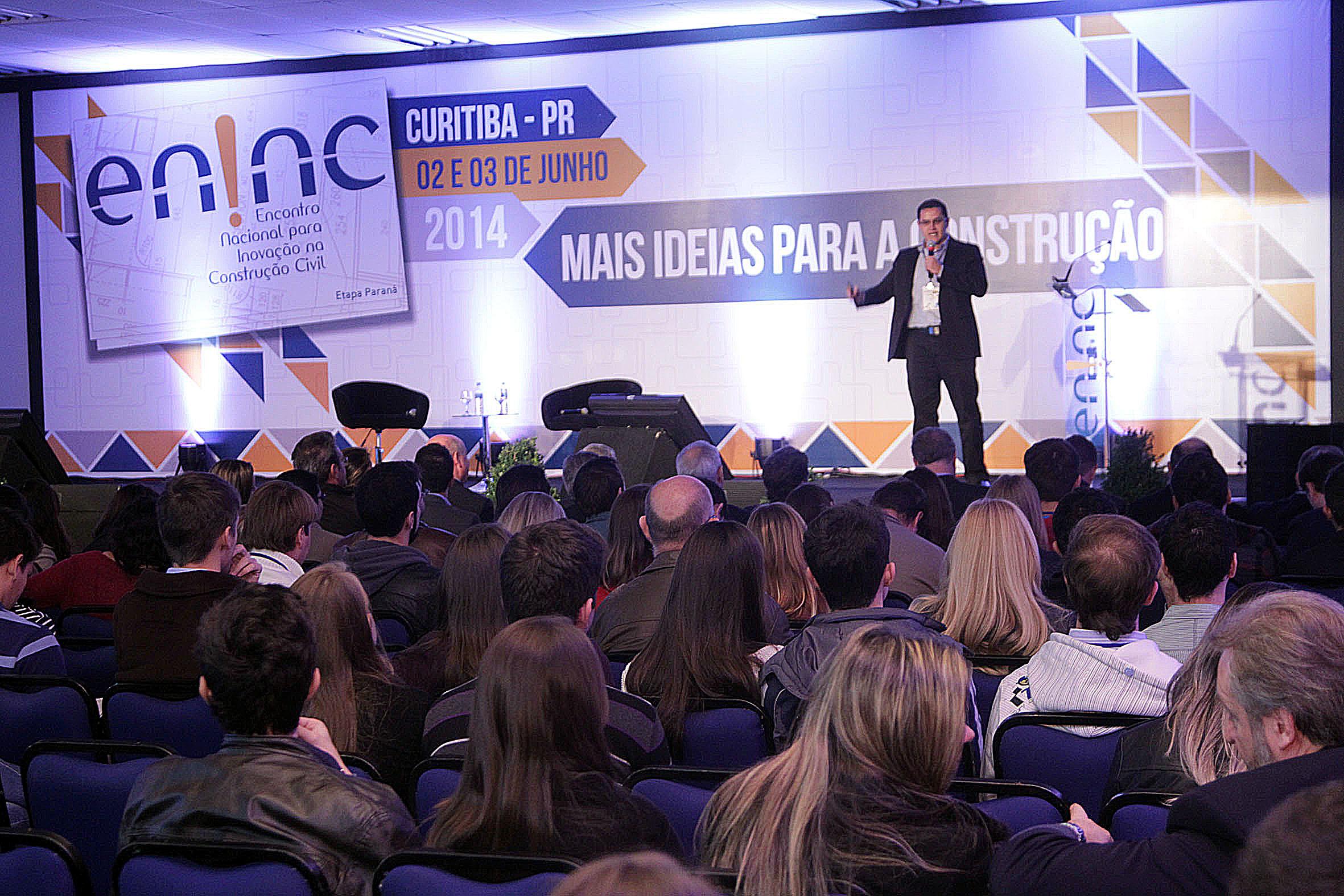 Engenheiro Phil Williams, no ENINC: Curitiba é uma das cidades que mais seguem os protocolos de sustentabilidade