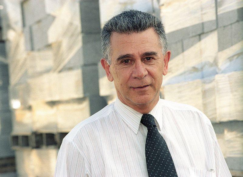 Carlos Alberto Tauil: normalização do setor de blocos de concreto começou nos anos 1970.