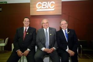 Diretoria da CBIC: empenho para desburocratizar processos na construção civil.