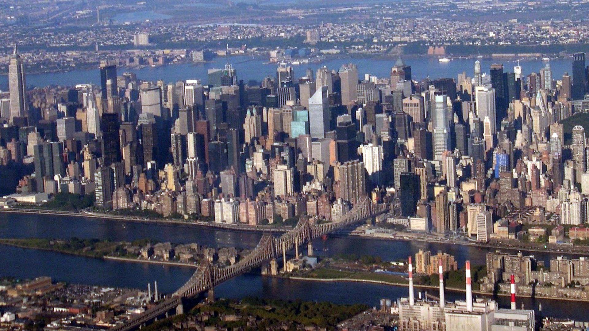 Nova York: mercado imobiliário da cidade atrai investidores de todo o mundo, inclusive brasileiros.