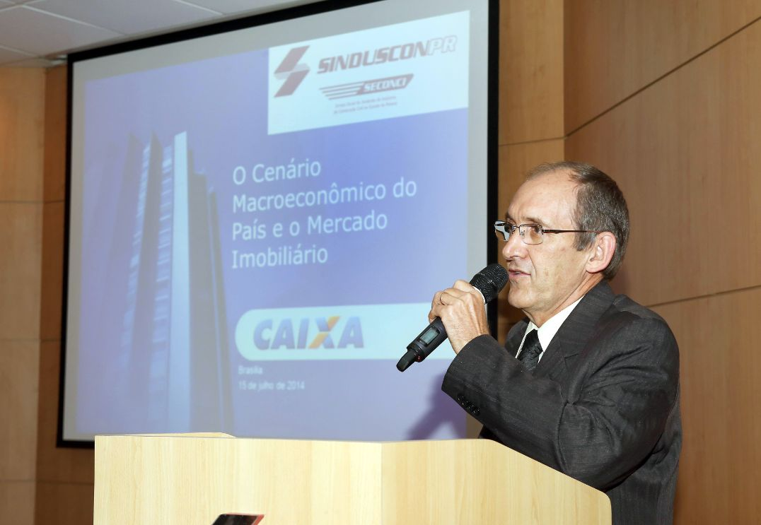 Teotônio Costa Rezende: governo está sempre atento ao risco de bolha imobiliária.