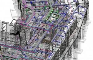 Sistema BIM: protótipo virtual que contém todas as informações da edificação.
