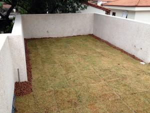 Uso de argila expandida em teto verde: eficiência reconhecida pela certificação LEED