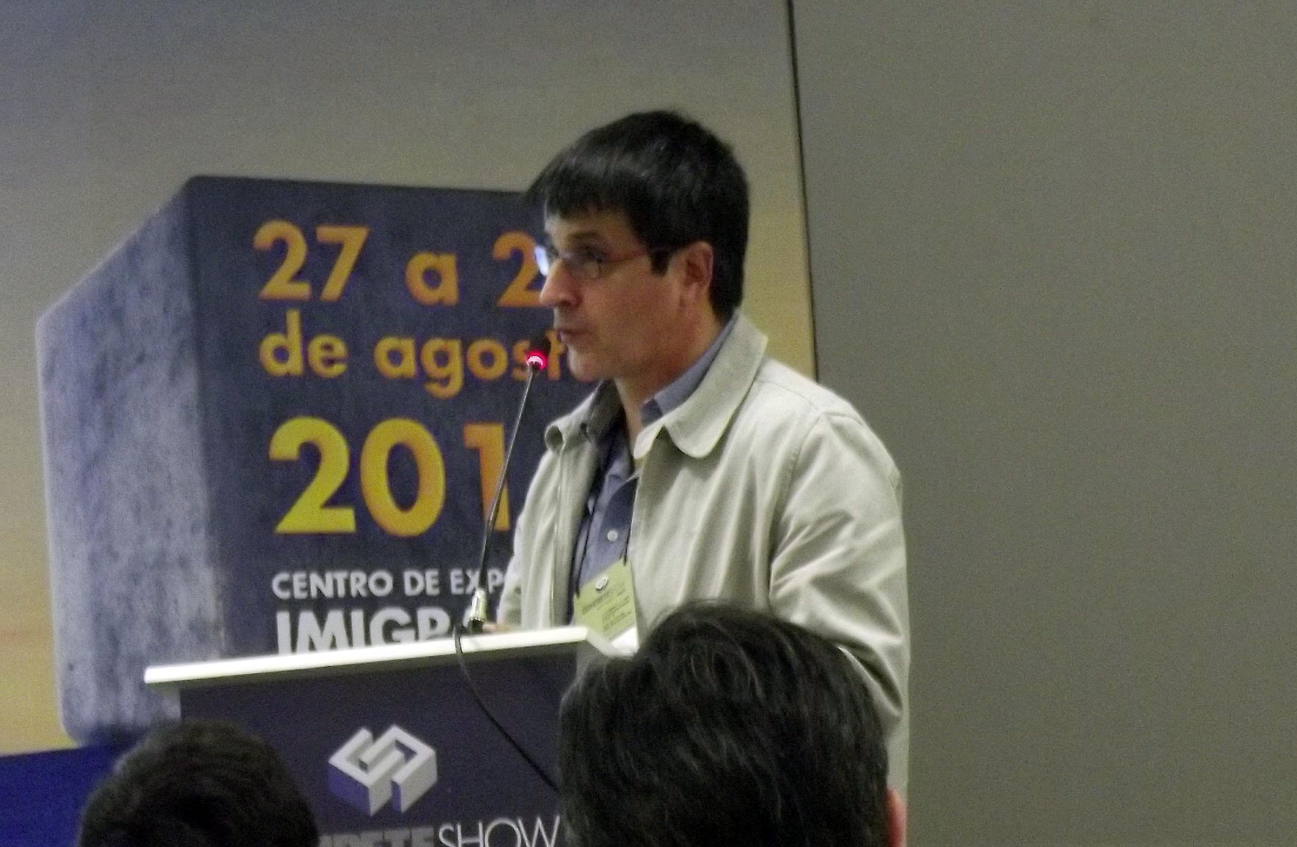 Augusto Pedreira de Freitas: nova norma de painéis pré-fabricados de concreto trará mais segurança para quem construir edifícios residenciais