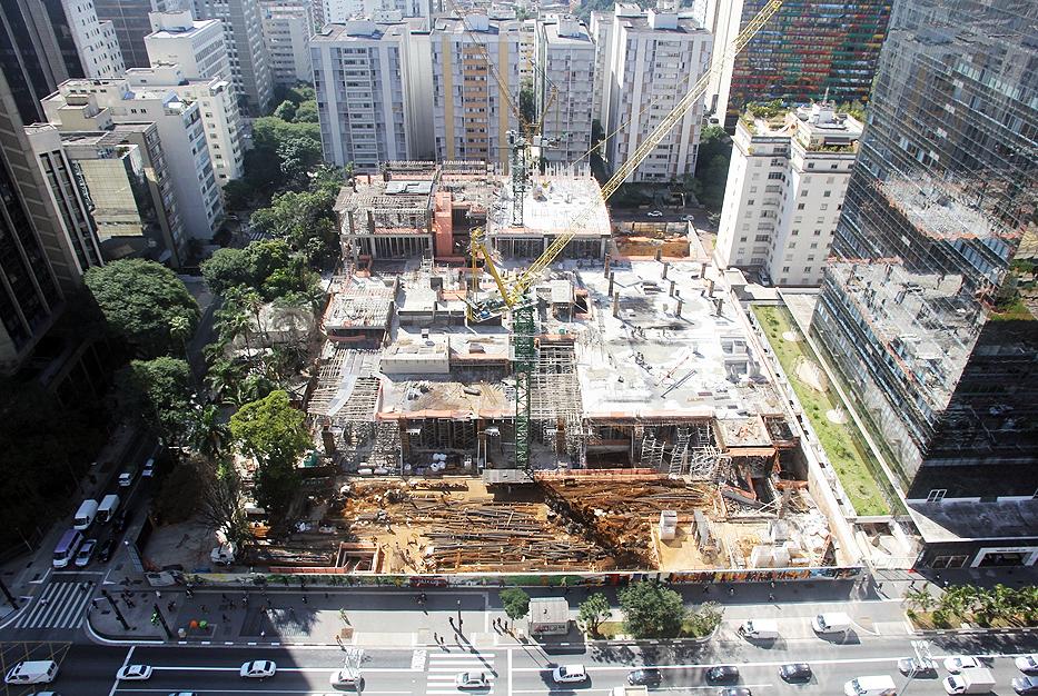 Resultado de imagem para Complexo Cidade Matarazzo