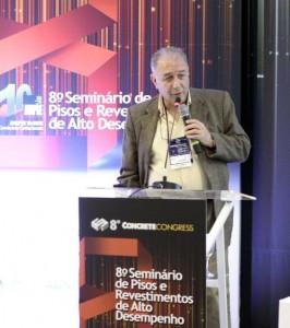 José Eduardo Granato: Nos EUA, empresas já usam piso higienizado como peça de marketing