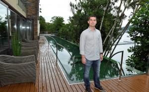 Alcino Pasqualotto: Balneário Camboriú merece padrões internacionais de design