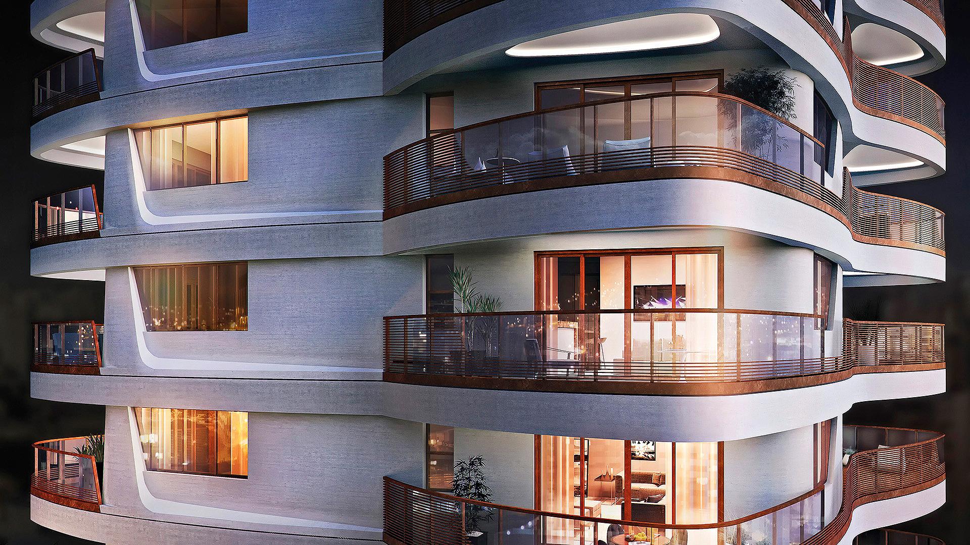 Cyrela Pininfarina: projeto prevê o edifício mais luxuoso de São Paulo