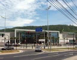 Shopping em Campo Grande-RJ: modelo de obra que atendeu requisitos da norma quanto à relação das estruturas com o solo