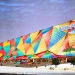 Baltic Arena: arrojo é a marca registrada deste estádio russo