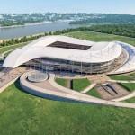 Levberdon Arena: estádio mostra potencial da arquitetura russa