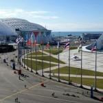 Olímpico de Fisht: usado para os jogos de inverno de Sochi, já está pronto