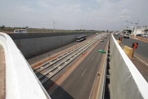 VLT de Cuiabá: uma das obras previstas no PAC que seguem sem conclusão, com possível retomada apenas em 2015