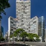 Edifício Eiffel: outra obra de Oscar Niemeyer para São Paulo