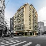 Edifício Hecilda: inspirado nas linhas dos arquitetos cariocas Abelardo de Souza e Hélio Duarte