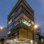 Sede do IAB, na cidade de São Paulo: Rino Levi foi um dos arquitetos que o projetou